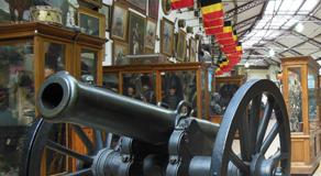 王立軍事博物館 ベルギー ブリュッセル